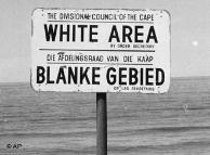 apartheid white area